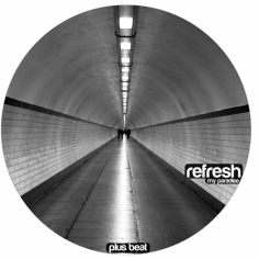 PB019 - REFRESH - MY PARADISE EP